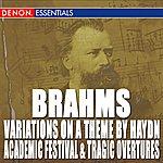Zdenek Kosler Brahms: Variations On A Theme By Haydn - Academic Festival Overture - Tragic Overture