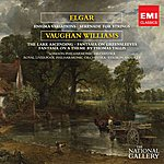 Vernon Handley Elgar Enigma Variations, Vaughan Williams The Lark Ascending (The National Gallery Collection)