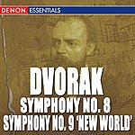 "Zdenek Kosler Dvorak: Symphony Nos. 8 ""English Symphony"" & 9 ""From The New World"" - Waltz In A Major"