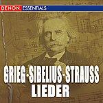 Berliner Sinfonie Orchester Grieg - Sibelius - Strauss: Lieder