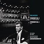 "New York Philharmonic Nielsen: Symphony No. 3, Op. 27 ""Sinfonia Espansiva""; Symphony No. 5, Op 50"