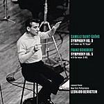 "New York Philharmonic Saint-Saens: Symphony No. 3 In C Minor, Op. 78 ""Organ""; Schubert: Symphony No. 5 In B-Flat Major, D 485"