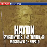 Moscow Chamber Orchestra Haydn: Symphony Nos. 1, 44 'trauer' & 49