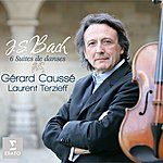 Gérard Caussé J.S. Bach 6 Suites Alto