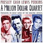 Johnny Cash A Million Dollar Quartet Presley, Cash, Lewis, Perkins