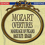 London Philharmonic Orchestra Mozart: Marriage Of Figaro Overture - Magic Flute Overture - Abduction From The Seraglio Overture