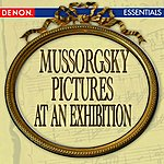Vladimir Fedoseyev Mussorgsky: Pictures At An Exhibition
