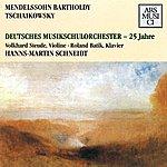 Hanns-Martin Schneidt Mendelssohn: Concerto For Violin And Piano In D Minor - Tchaikovsky: Souvenir De Florence