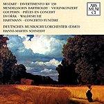 Hanns-Martin Schneidt Mozart, Mendelssohn, Couperin, Dvorak & Hartmann
