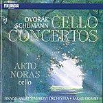 Arto Noras Dvorák / Schumann : Cello Concertos