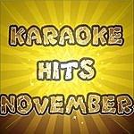 The Original Karaoke Hits November