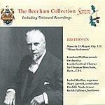 Sir Thomas Beecham Beethoven : Mass In D Major, Op. 123 (Missa Solemnis) - The Beecham Collection