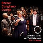 New York Philharmonic Barber: Essay No. 1 - Corigliano: One Sweet Morning - Dvorák: Symphony No. 7