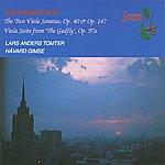 Håvard Gimse Shostakovich: Violin Sonatas Op. 40 & 147, Etc.