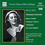 Renata Tebaldi Puccini: Madama Butterfly (Tebaldi) (1951)