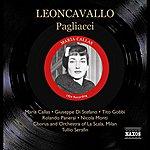 Giuseppe Di Stefano Leoncavallo: Pagliacci (Callas, DI Stefano, Serafin) (1954)