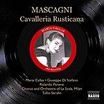 Giuseppe Di Stefano Mascagni: Cavalleria Rusticana (Callas, DI Stefano, Serafin) (1953)