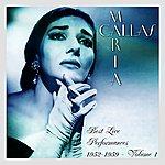 Maria Callas Best Live Performances 1952-1959 Volume 1