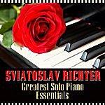 Sviatoslav Richter Greatest Solo Piano Essentials