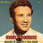 Marty Robbins Gunfighter Ballads And Trail Songs