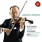 Jascha Heifetz Beethoven: Violin Sonata No. 7 In C Minor; Schubert: Violin Sonatina In G Minor; Bach: Partita No. 2 In D Minor, Chaconne