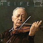 Jascha Heifetz Jascha Heifetz In Concert