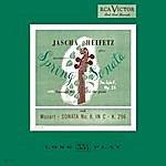 "Jascha Heifetz Beethoven: Sonata No. 5, Op. 24 ""Spring"" In F; Mozart: Sonata No. 8, In C, K 296"