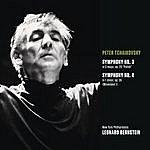 "New York Philharmonic Tchaikovsky: Symphony No. 3 In D Major, Op. 29 ""Polish""; Symphony No. 4 In F Minor, Op. 36 (Movt. I)"