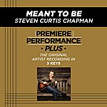 Steven Curtis Chapman Premiere Performance Plus: Meant To Be