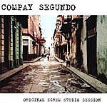 Compay Segundo Original Egrem Studio Session