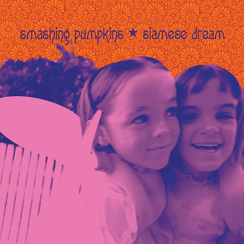 Cover Art: Siamese Dream (2011 - Remaster)