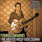 Eddie Cochran Cherished Memories - The Greatest Hits Of Eddie Cochran