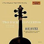 Jascha Heifetz Bach: Concerto No. 1, BWV 1041 In A Minor, Concerto No. 2, BWV 1042 In E