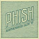Phish Hampton/Winston-Salem '97