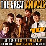 The Animals The Great Animals Live
