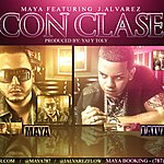 Maya Con Clase (Feat. J Alvarez) - Single