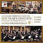 Wiener Philharmoniker Legendary Moments Of The New Year's Concert