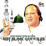 Ustad Nusrat Fateh Ali Khan Best Islamic Qawwalies Vol. 236