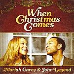 Mariah Carey When Christmas Comes