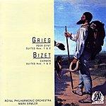 Royal Philharmonic Orchestra Grieg - Peer Gynt Suites No.1 & 2 / Bizet - Carmen Suites No.1 & 2