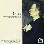 Royal Philharmonic Orchestra Grieg - Piano Concerto In A Minor, Op. 16 And Lyric Pieces (Selection)