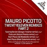 Mauro Picotto Twentyeleven Remixes Part 2
