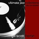Gil Scott-Heron Ultimate Jazz Collections-Gill Scott-Heron-Vol. 16