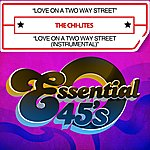 Chi-Lites Love On A Two Way Street / Love On A Two Way Street (Instrumental) [Digital 45]