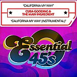 The Main Ingredient California My Way / California My Way (Instrumental) [Digital 45]