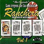 Pedro Infante Los Reyes De La Música Ranchera Volume 1