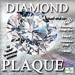 K.B. Diamond Plaque