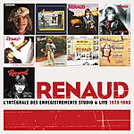 Renaud Intégrale Des Enregistrements Studio Et Live 1975-1983
