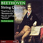 "Drolc Quartet Beethoven: String Quartets ""Rasumovsky"" No.9 In C:,Op.59 No.3 - ""Serioso"" No.11 In F Minor, Op95 (Stereo Remaster)"
