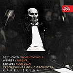 Czech Philharmonic Orchestra Beethoven, Wagner, Strauss: Symphony No. 6, Parsifal, Don Juan